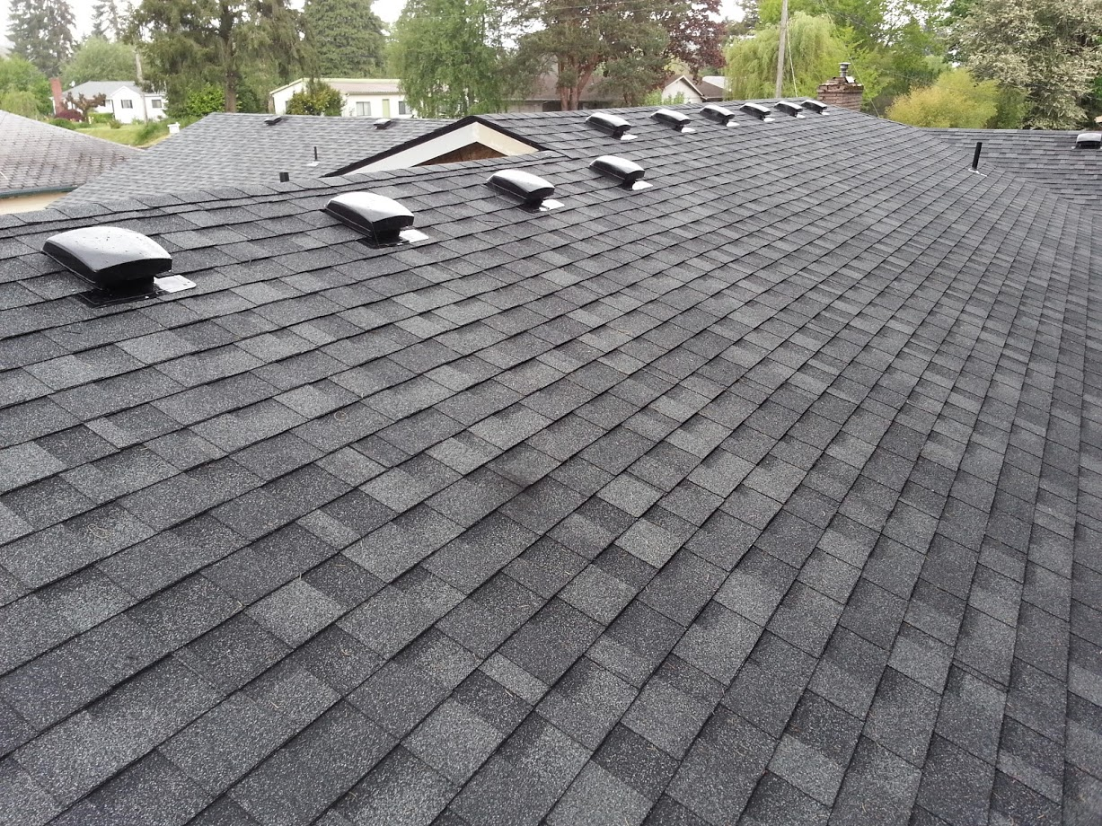Architectural shingles roofing contractor