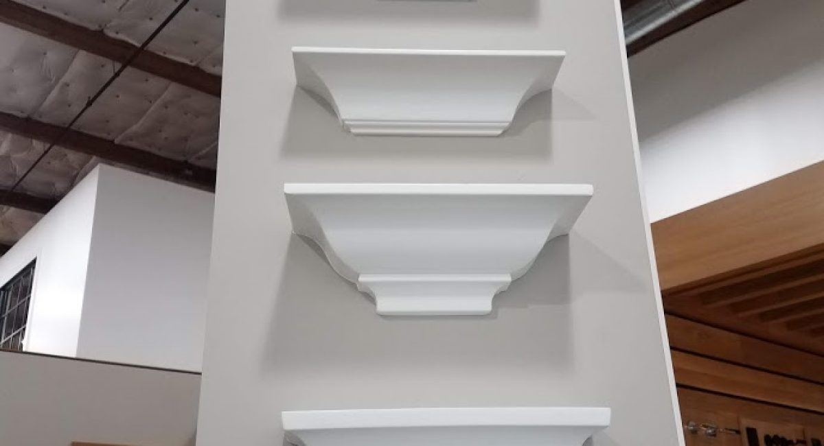 Crown molding styles Vancouver - Portland